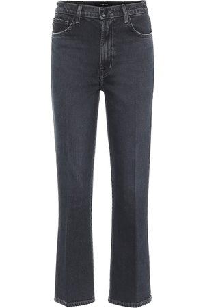 J Brand Jeans flared Julia de tiro alto