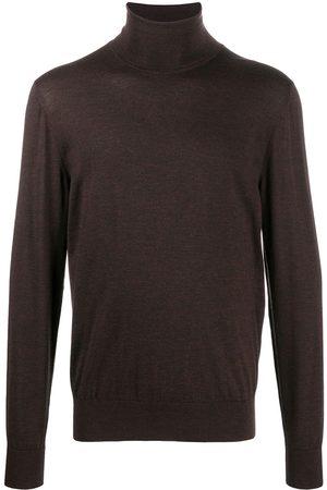 Dolce & Gabbana Knitted roll-neck jumper