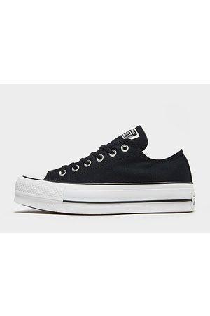 Converse All Star Lift Ox Platform, Black/White