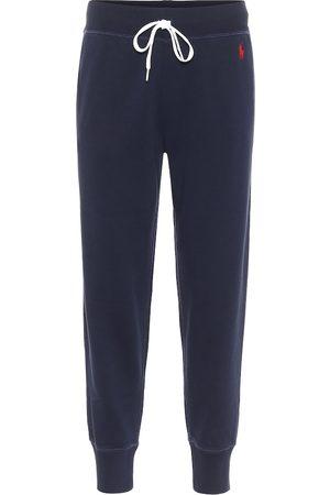 Polo Ralph Lauren Pantalones de chándal de algodón
