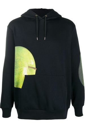 Paul Smith Sudadera con motivo de manzana