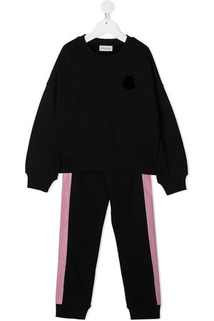 Moncler Niño Conjuntos de ropa - Chándal con detalle de rayas