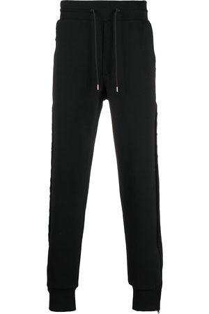 Paul Smith Drawstring cotton track pants