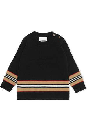 Burberry Jersey con rayas Icon