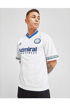 Score Draw Camiseta Leeds United FC '93 1.ª equipación, White/Blue