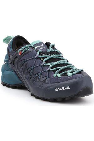 Salewa Mujer Trekking - Zapatillas de senderismo WS Wildfire Edge Gtx para mujer