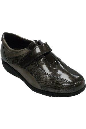 Doctor Cutillas Zapatos Mujer Zapato velcro mujer especial para planti para mujer