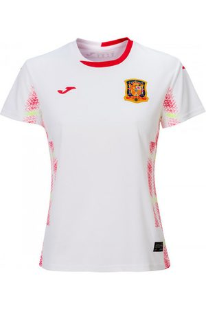 Joma Camiseta España Fútbol Sala Femenino Segunda Equipación 2020 Mujer para mujer