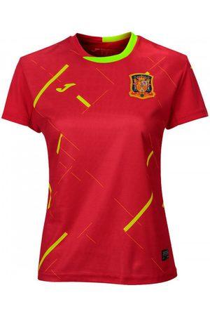 Joma Camiseta España Fútbol Sala Femenino Primera Equipación 2020 Mujer para mujer