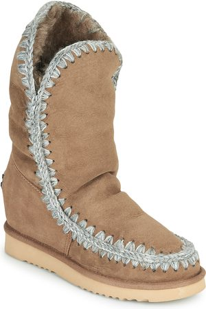 Mou Botines ESKIMO INNER WEDGE TALL para mujer