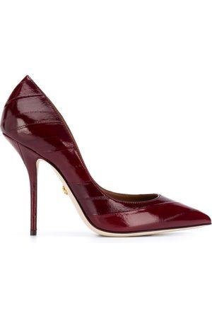Dolce & Gabbana Zapatos de tacón con puntera en punta