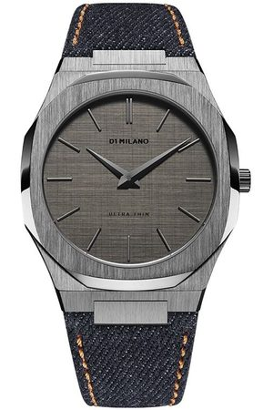 D1 MILANO Reloj Denim Ultra Thin de 40mm