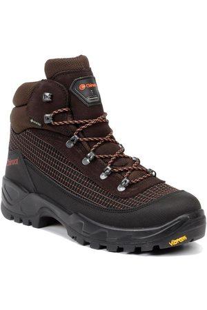 Chiruca Hombre Trekking - Zapatillas de senderismo Botas Jaguar 50 Gore-Tex para hombre