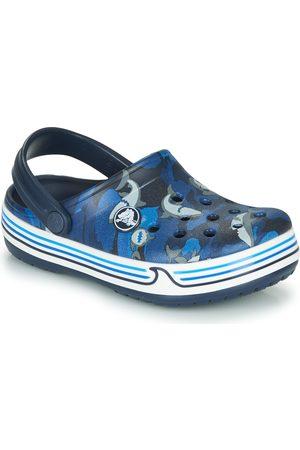 Crocs Niño Zapatos - Zuecos CROCBAND SHARK CLOG PS para niño