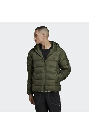 adidas Chaqueta con capucha LW Down Zip Through Puffer (Reversible)