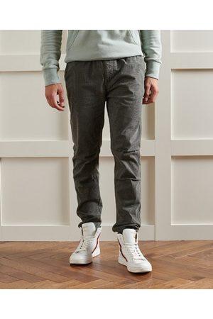 Superdry Pantalones militares con textura Core