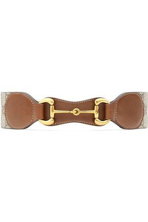 Gucci Cinturón con detalle Horsebit