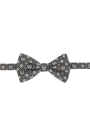 Dolce & Gabbana Pajarita con motivo geométrico