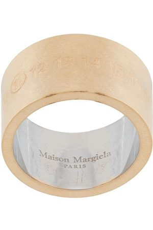 Maison Margiela Anillo con grabado Numbers