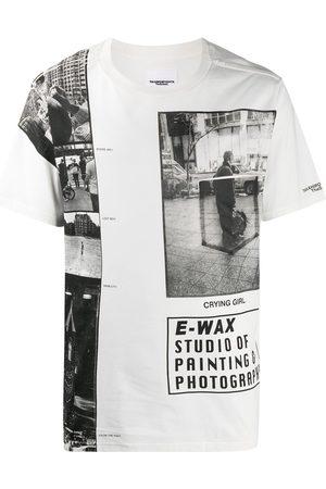 Takahiromiyashita The Soloist Camiseta con logo estampado