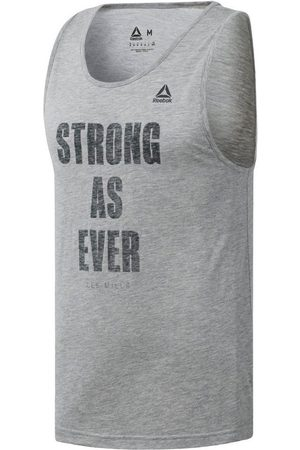 Reebok Camiseta tirantes Les Mills Graphic para hombre