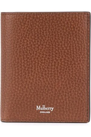 MULBERRY Cartera plegable con sello del logo