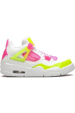 Jordan Kids Niña Zapatillas deportivas - Zapatillas Air Jordan 4 Retro