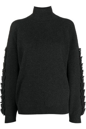 Barrie High neck cashmere jumper