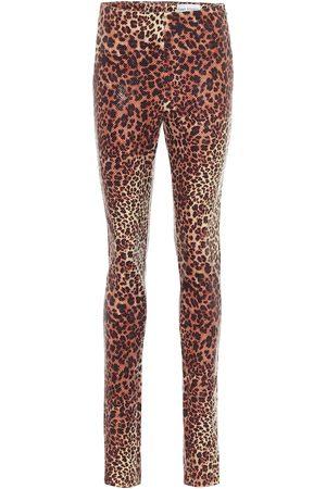Stand Studio Leggings Cordelia print de leopardo