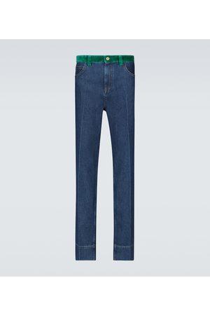 WALES BONNER Jeans Dub Contrast