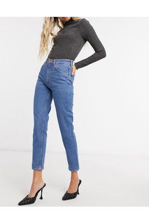 MiH Jeans Vaqueros de pernera de corte slim y talle alto en color Mimi de M.i.h