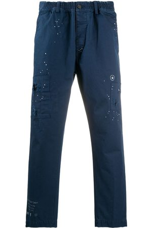 Dsquared2 Distressed-effect chino trousers