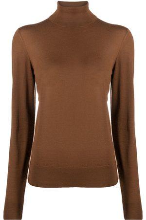 Dolce & Gabbana High-neck cashmere jumper