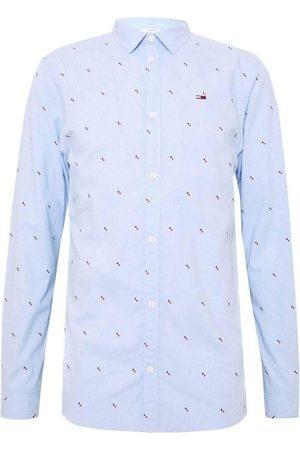 Tommy Hilfiger Camisa manga larga DM0DM08480C5Q para hombre