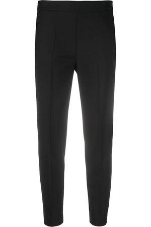 Love Moschino Pantalones con franjas del logo