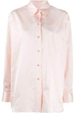 MM6 MAISON MARGIELA Camisa con estampado gráfico