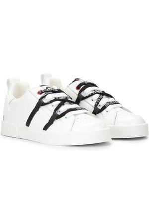 Dolce & Gabbana Zapatillas bajas con logo