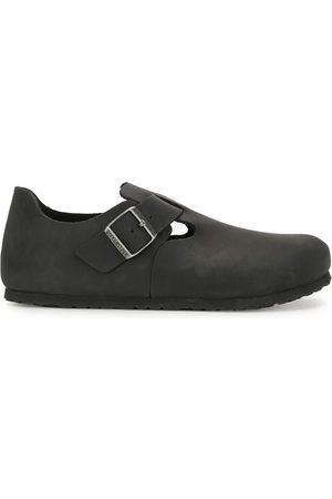 Birkenstock Hombre Chanclas - Slippers London con hebilla