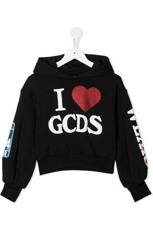 GCDS I Love GCDS hoodie