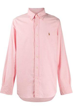 Polo Ralph Lauren Camisa con botones y logo bordado