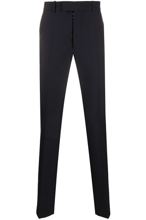 Maison Margiela Tapered leg tailored trousers