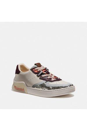 Coach Mujer Zapatillas deportivas - Citysole Court Sneaker In Snakeskin - Size 10 B