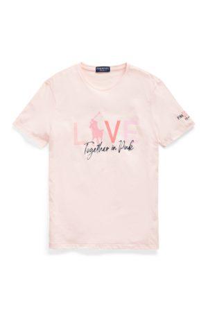 Ralph Lauren Camiseta de punto Pink Pony