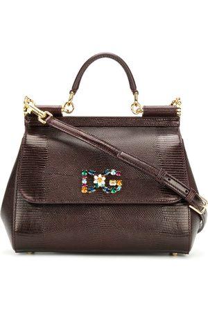 Dolce & Gabbana Mujer Bolsos shopper y tote - Bolso tote Sicily mediano