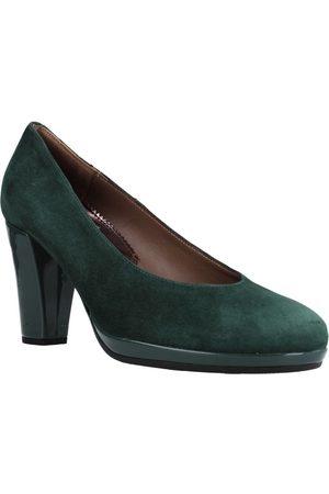 Stonefly Zapatos de tacón GRETA 6 GOAT SUEDE para mujer