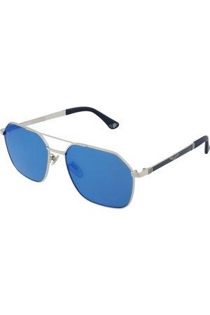 Police Hombre Gafas de sol - SPLC34 E70B Palladio Lucido C/Parti BLU