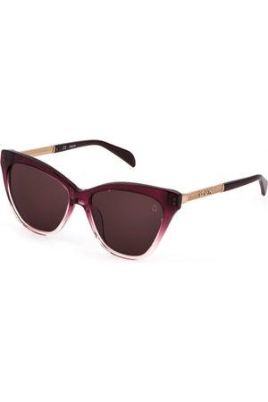 TOUS Mujer Gafas de sol - STOA85 0GFP Bordeaux Sfumato