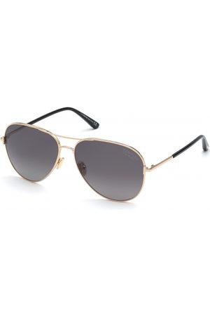 Tom Ford Gafas de sol - FT0823 Clark 28D Shiny Rose Gold