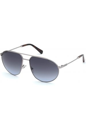 Guess Hombre Gafas de sol - GU00009 08B Shiny Gunmetal