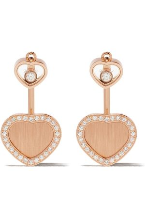 Chopard Pendientes Happy Hearts